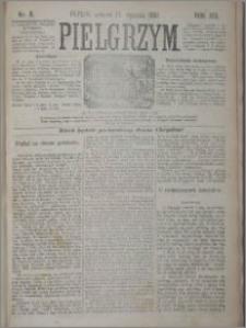 Pielgrzym, pismo religijne dla ludu 1881 nr 8