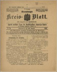 Bromberger Kreis-Blatt, 1919, nr 70