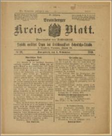 Bromberger Kreis-Blatt, 1919, nr 88