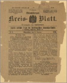 Bromberger Kreis-Blatt, 1920, nr 1