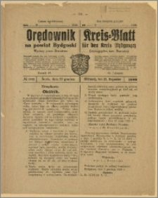 Orędownik na Powiat Bydgoski, 1920, nr 105