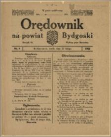 Orędownik na Powiat Bydgoski, 1921, nr 8