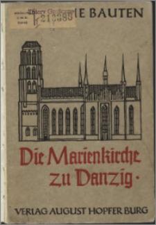Die Marienkirche zu Danzig