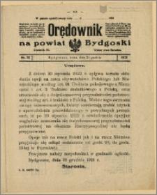 Orędownik na Powiat Bydgoski, 1921, nr 55
