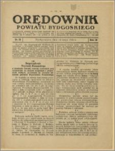 Orędownik Powiatu Bydgoskiego, 1930, nr 21