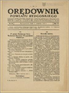 Orędownik Powiatu Bydgoskiego, 1930, nr 26