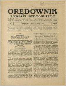 Orędownik Powiatu Bydgoskiego, 1931, nr 7