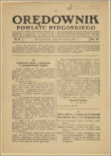 Orędownik Powiatu Bydgoskiego, 1931, nr 12