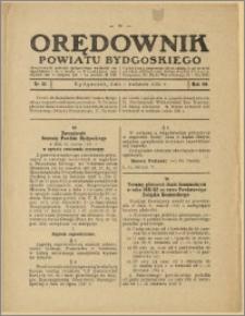 Orędownik Powiatu Bydgoskiego, 1931, nr 13