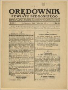 Orędownik Powiatu Bydgoskiego, 1931, nr 14
