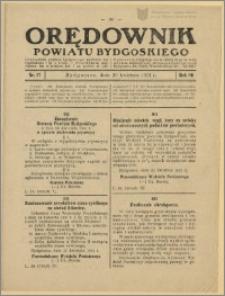 Orędownik Powiatu Bydgoskiego, 1931, nr 17