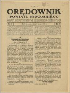 Orędownik Powiatu Bydgoskiego, 1931, nr 18