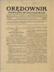 Orędownik Powiatu Bydgoskiego, 1931, nr 23