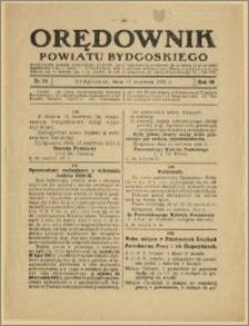 Orędownik Powiatu Bydgoskiego, 1931, nr 24