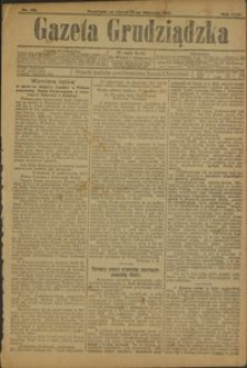 Gazeta Grudziądzka 1917.11.27 R.23 nr 140