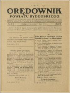 Orędownik Powiatu Bydgoskiego, 1931, nr 30
