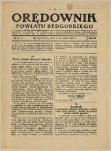 Orędownik Powiatu Bydgoskiego, 1931, nr 35