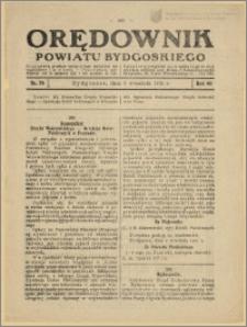 Orędownik Powiatu Bydgoskiego, 1931, nr 33