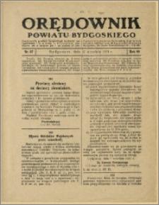 Orędownik Powiatu Bydgoskiego, 1931, nr 37