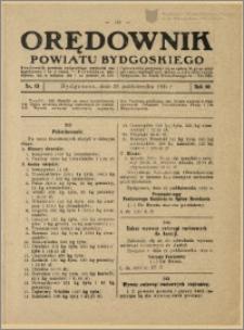 Orędownik Powiatu Bydgoskiego, 1931, nr 43