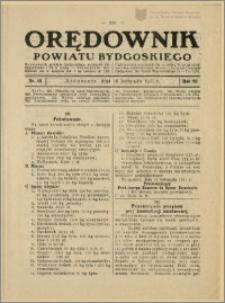 Orędownik Powiatu Bydgoskiego, 1931, nr 46