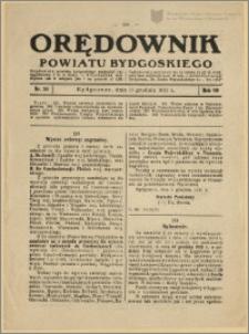 Orędownik Powiatu Bydgoskiego, 1931, nr 50