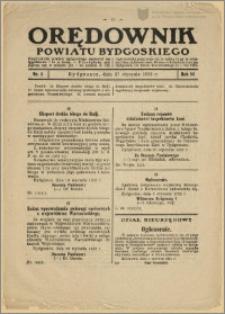 Orędownik Powiatu Bydgoskiego, 1932, nr 4