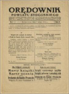 Orędownik Powiatu Bydgoskiego, 1932, nr 5