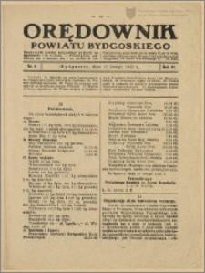 Orędownik Powiatu Bydgoskiego, 1932, nr 6