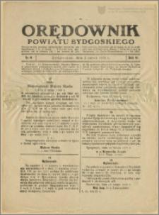 Orędownik Powiatu Bydgoskiego, 1932, nr 9