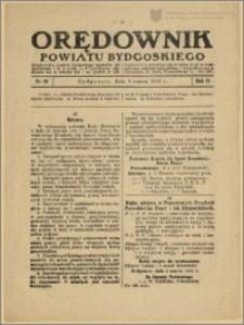 Orędownik Powiatu Bydgoskiego, 1932, nr 10