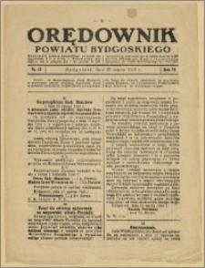 Orędownik Powiatu Bydgoskiego, 1932, nr 12
