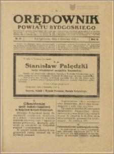 Orędownik Powiatu Bydgoskiego, 1932, nr 14