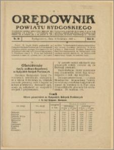 Orędownik Powiatu Bydgoskiego, 1932, nr 16