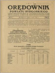 Orędownik Powiatu Bydgoskiego, 1932, nr 18