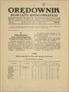 Orędownik Powiatu Bydgoskiego, 1932, nr 19