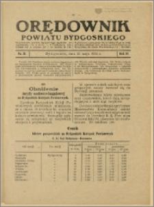Orędownik Powiatu Bydgoskiego, 1932, nr 21