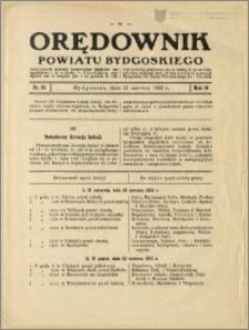 Orędownik Powiatu Bydgoskiego, 1932, nr 25