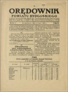 Orędownik Powiatu Bydgoskiego, 1932, nr 28