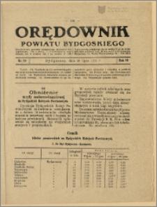 Orędownik Powiatu Bydgoskiego, 1932, nr 29
