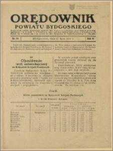 Orędownik Powiatu Bydgoskiego, 1932, nr 30