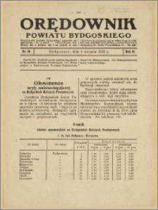 Orędownik Powiatu Bydgoskiego, 1932, nr 31