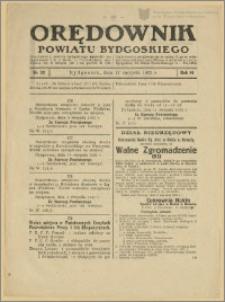Orędownik Powiatu Bydgoskiego, 1932, nr 33