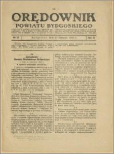 Orędownik Powiatu Bydgoskiego, 1932, nr 34
