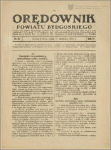 Orędownik Powiatu Bydgoskiego, 1932, nr 35