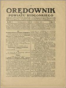 Orędownik Powiatu Bydgoskiego, 1932, nr 39
