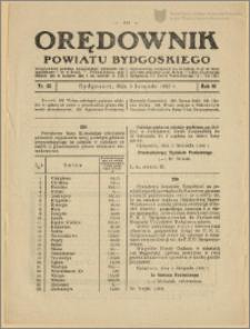 Orędownik Powiatu Bydgoskiego, 1932, nr 45