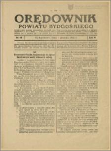 Orędownik Powiatu Bydgoskiego, 1932, nr 49