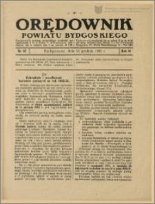 Orędownik Powiatu Bydgoskiego, 1932, nr 52