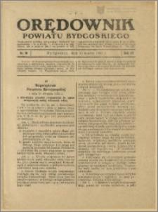 Orędownik Powiatu Bydgoskiego, 1933, nr 10